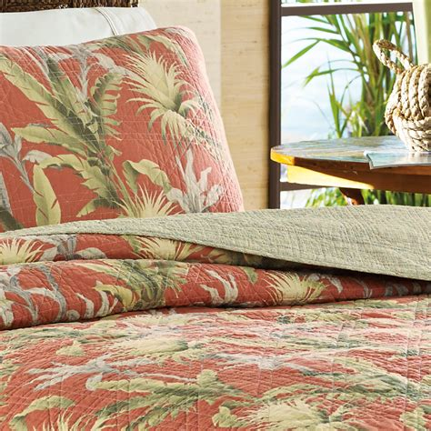 tommy bahama coverlets tommy bahama catalina quilt from beddingstyle com