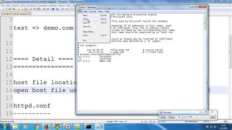 configure xp localhost how to configure networking for windows xp and vista