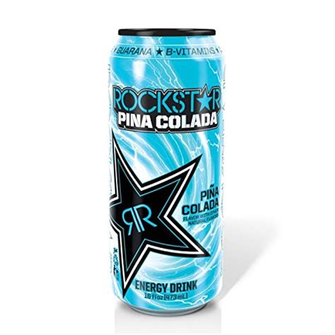u star energy drink rockstar energy drink sours green apple