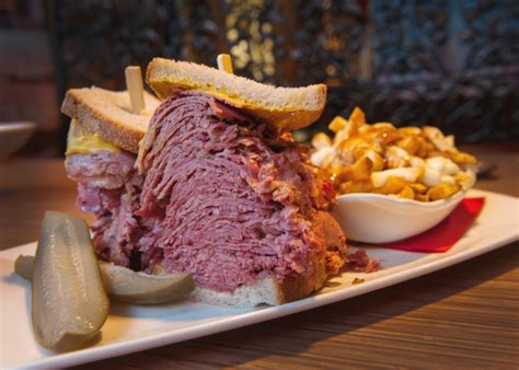 comfort food montreal restaurant review french canadian comfort food at