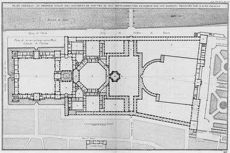 louvre museum floor plan louvre floor plan 28 images bernini s design for the