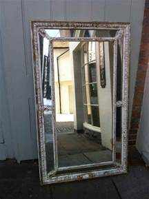 large wall mirrors for spacious interior impressions