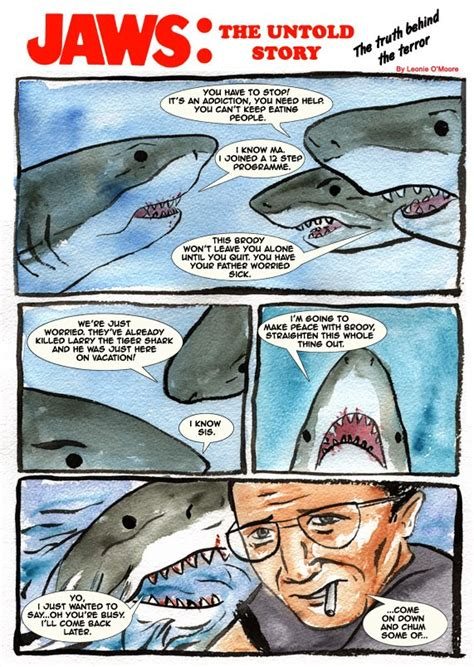 jaws story on boat jaws the untold story