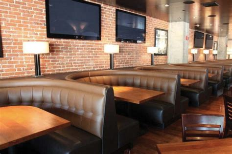 restaurant banquette seating booths the best in restaurant booths point edwards
