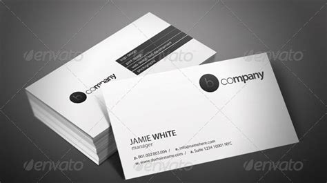 card template black and white 25 black white business card design templates psd eps
