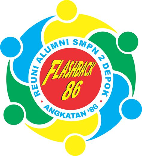 logo ikatan alumni keluarga alumni smpn 2 depok angkatan 86 januari 2014