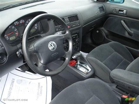 Volkswagen Jetta 2001 Interior by 2001 Baltic Green Volkswagen Jetta Gls 1 8t Sedan 22983292 Photo 13 Gtcarlot Car Color
