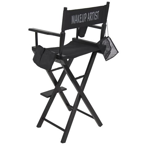 professional makeup chair makeup artist director s chair light weight and foldable