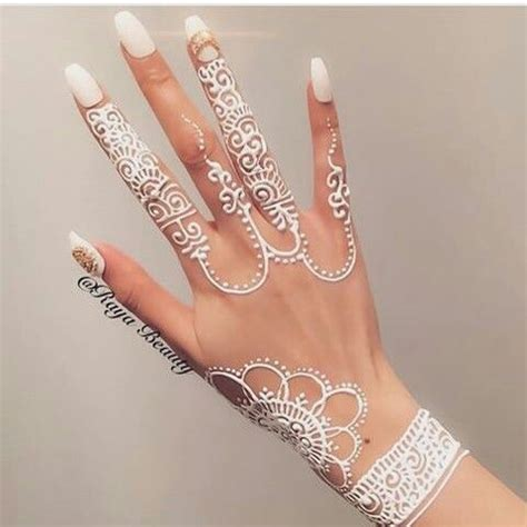 white henna tattoo art 17 best ideas about white henna on henna