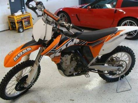 2012 Ktm 450 Exc For Sale 2012 Ktm Sx F 450 For Sale On 2040 Motos