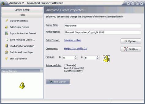 software membuat video animasi gratis anituner aplikasi untuk membuat animasi kursor untuk windows