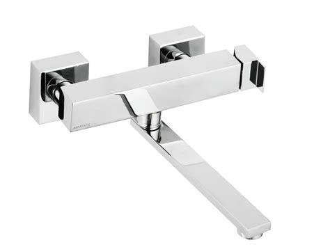 rubinetti a muro per cucina polar miscelatore da cucina a muro by rubinetterie mariani