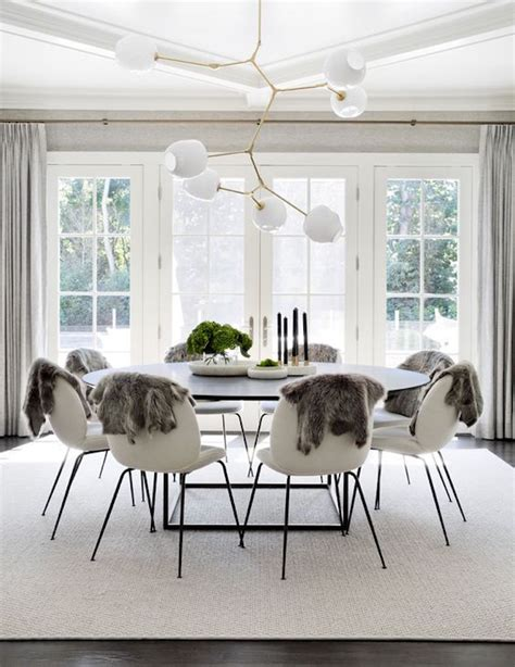 light white dining interior unique chairs modern dining 10 modern white dining room sets that will delight you
