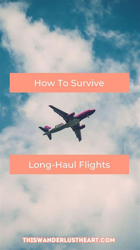 ways  survive  worlds longest flight long haul