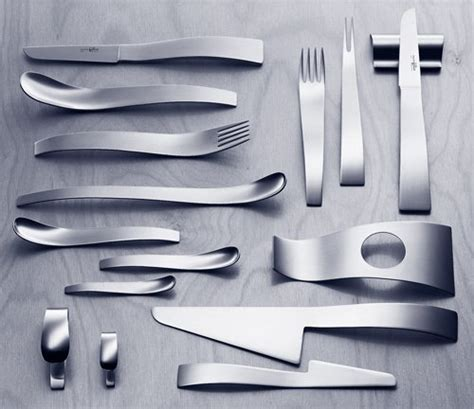 minimalist flatware eat in style with modern cutlery contemporist