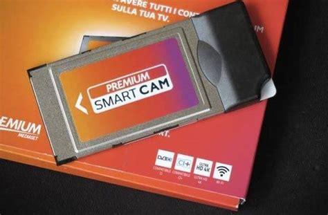 porta scheda mediaset premium telesystem ts ultra 4k il primo decoder digitale terrestre