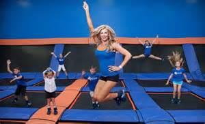 Jump passes sky zone san diego indoor trampoline park groupon