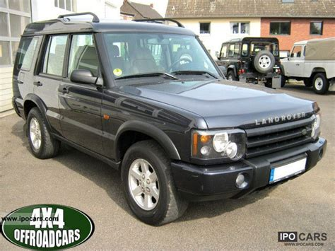 land rover discovery td5 fuel consumption 2005 land rover discovery td5 entertainer top equipment