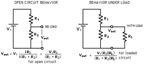 how we use resistors to divide voltage or add two voltage sources voltage divider