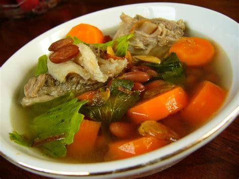 artikel membuat konsentrat sapi cara bikin sup iga sapi kacang merah kuliner sehat