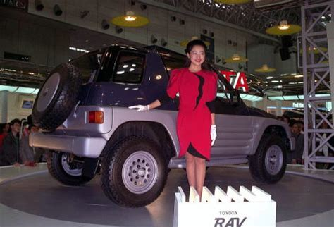 When Was Toyota Created The Car That Created Its Own Class Rav4 Concept