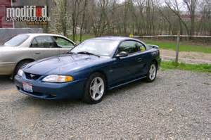 1998 ford mustang saleen specs