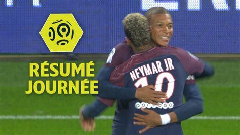 Resume 6eme Journee Ligue 1 by R 233 Sum 233 De La 6 232 Me Journ 233 E Ligue 1 Conforama 2017 18