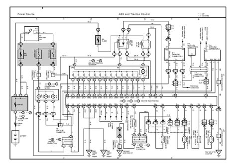 electric power steering 2005 toyota solara transmission control repair guides overall electrical wiring diagram 2002 overall electrical wiring diagram