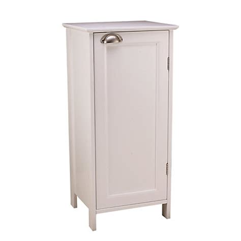 free standing bathroom door cabinet