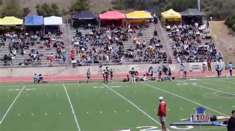 800m cif san diego section track prelims heat 2