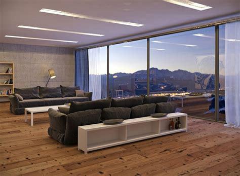 fussboden wohnzimmer ideen 35 wohnzimmer ideen zur gestaltung fu 223 boden wand