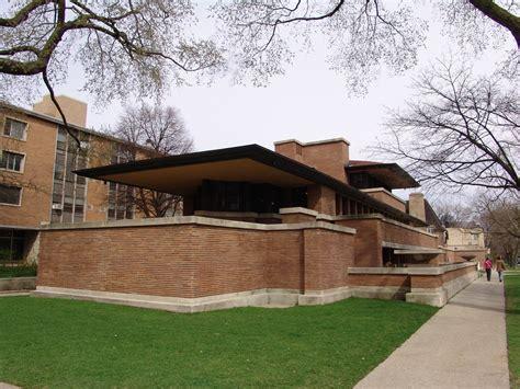 Willits House prairie houses coisas da arquitetura