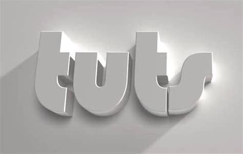 design a logo in photoshop cs6 photoshop cs6 3d free text effect tutorials roundup textuts