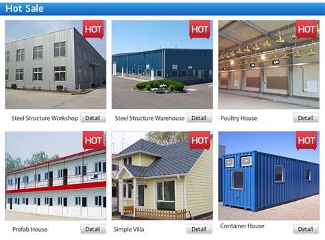 costo capannone in acciaio basso costo industriale capannone struttura in acciaio