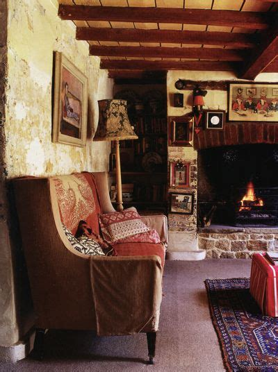 Cosy Cottage Living Rooms by Cozy Cottage Living Room When I Build