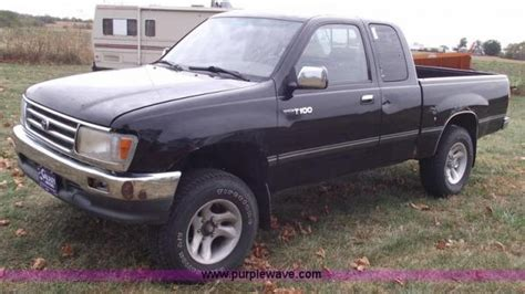 1997 Toyota T100 1997 Toyota T100 Information And Photos Momentcar