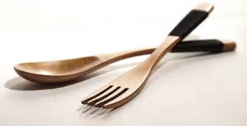 spoon and fork wooden forks and spoons no more metal taste asia by frida