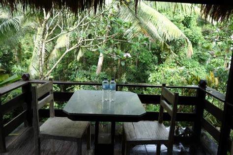 Ubud Sari Detox by Balcony At Zen Villa Picture Of Ubud Sari Health Resort