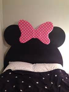 Minnie Mouse Headboard by 17 Best Images About Ideas For Yasmine S Room On Pinterest