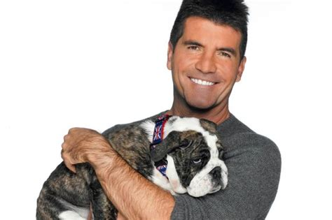 simon cowell dogs on simon cowell for dogs home heroes manchester evening news