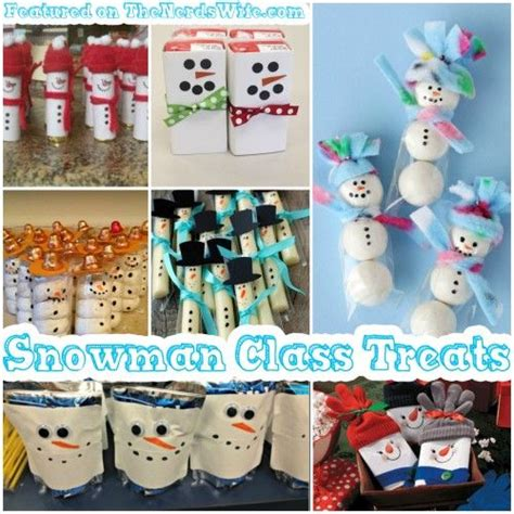 50 winter holiday class party treats class party ideas
