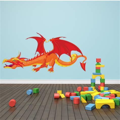 Wandtattoo Kinderzimmer Drache by Wandtattoos Folies Wandsticker Drachen