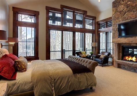 vision for the master bedroom my new house the inspired tufted sleigh bed in bedroom rustic with trim