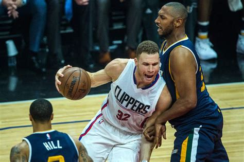 by blake griffin the standoff the players tribune kragthorpe jazz s loss to clippers is an inside job the