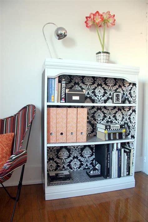 diy brighten up your bookshelf and reading