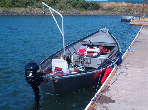 drift boat setup outboard on a drift boat www ifish net