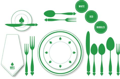 how to properly set a table how to set a formal dinner table the sweetest occasion