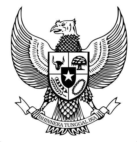 Logo Hitam 89 sultan hamid ii sang perancang lambang garuda sekadau news berita utama 2018 indonesia