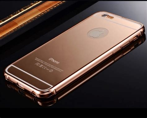 Bumper List Gold Iphone 6 Plus 5 5 gold cover for iphone aluminum frame cases for