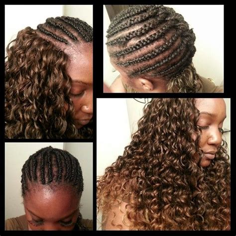 gogo curl crochet hairstyles awesome 17 best images about hair styles on